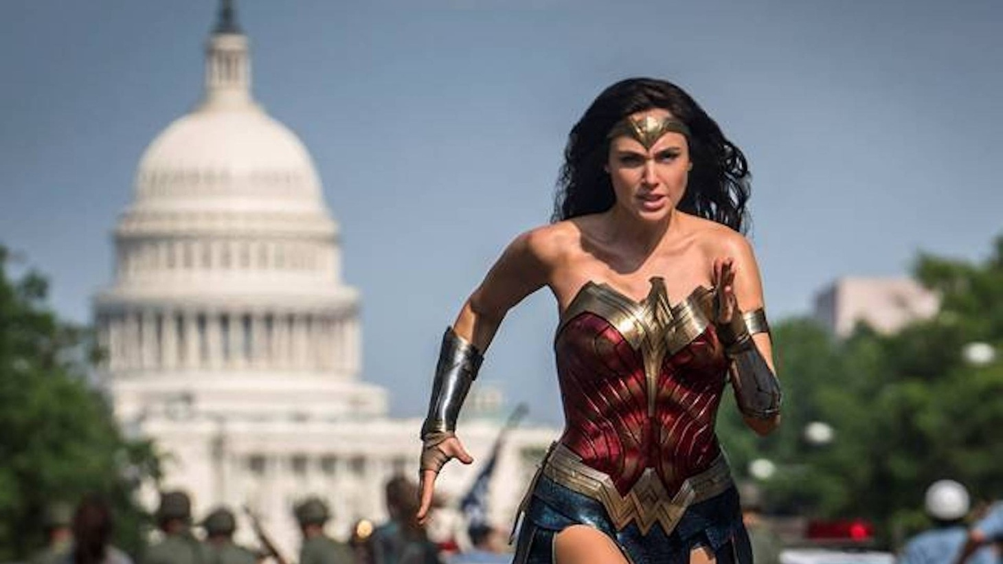 """""""Wonder Woman 1984"""" is coming to theaters and HBOMax on Christmas Day. WarnerMedia then made the historic decision to release all 17 of its movies in 2021 in theaters and on HBOMax simultaneously."""