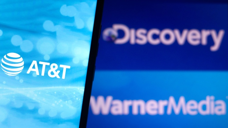 News broke in May that AT&T would be spinning off WarnerMedia to Discovery and that David Zaslav would run the combined media empire, but that deal isn't closing any time soon.
