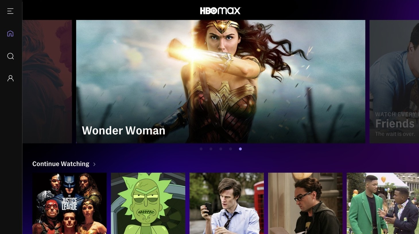 """""""Wonder Woman"""" is currently available on the streaming service HBOMax. The sequel """"Wonder Woman 1984"""" will open in theaters and stream on HBOMax on the same day — December 25, 2020."""