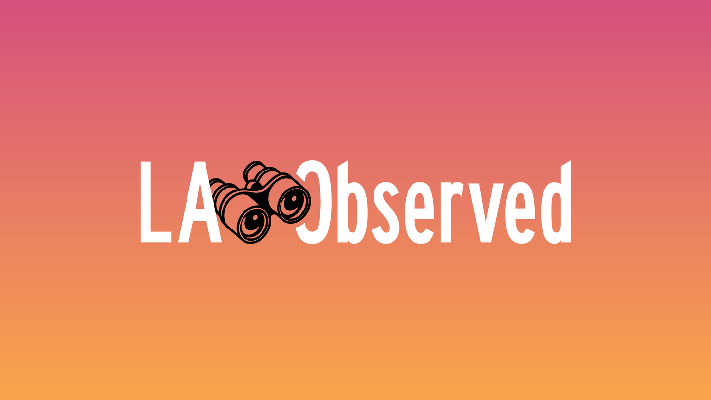 Most of you within the sound of my voice don't live in the city of Los Angeles. That means you may be confused by references in the media to a mysterious controversy called Measure B...