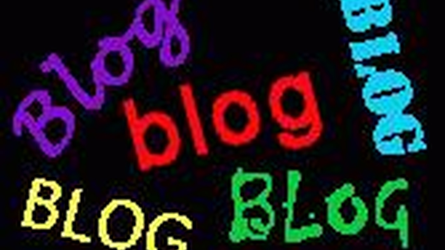 The label of blogger doesn't carry the baggage it used to -- or at least it shouldn't. Time to freshen up your perceptions if you the term makes you  think of self-centered curmudgeons firing off insults in their pajamas...