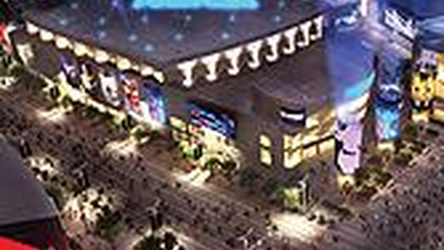 The new Nokia Theatre opened last night downtown with a concert by the Eagles and the Dixie Chicks. The Nokia is intended to be the more intimate venue next to Staples Center that will lure crowds to L.A. Live...