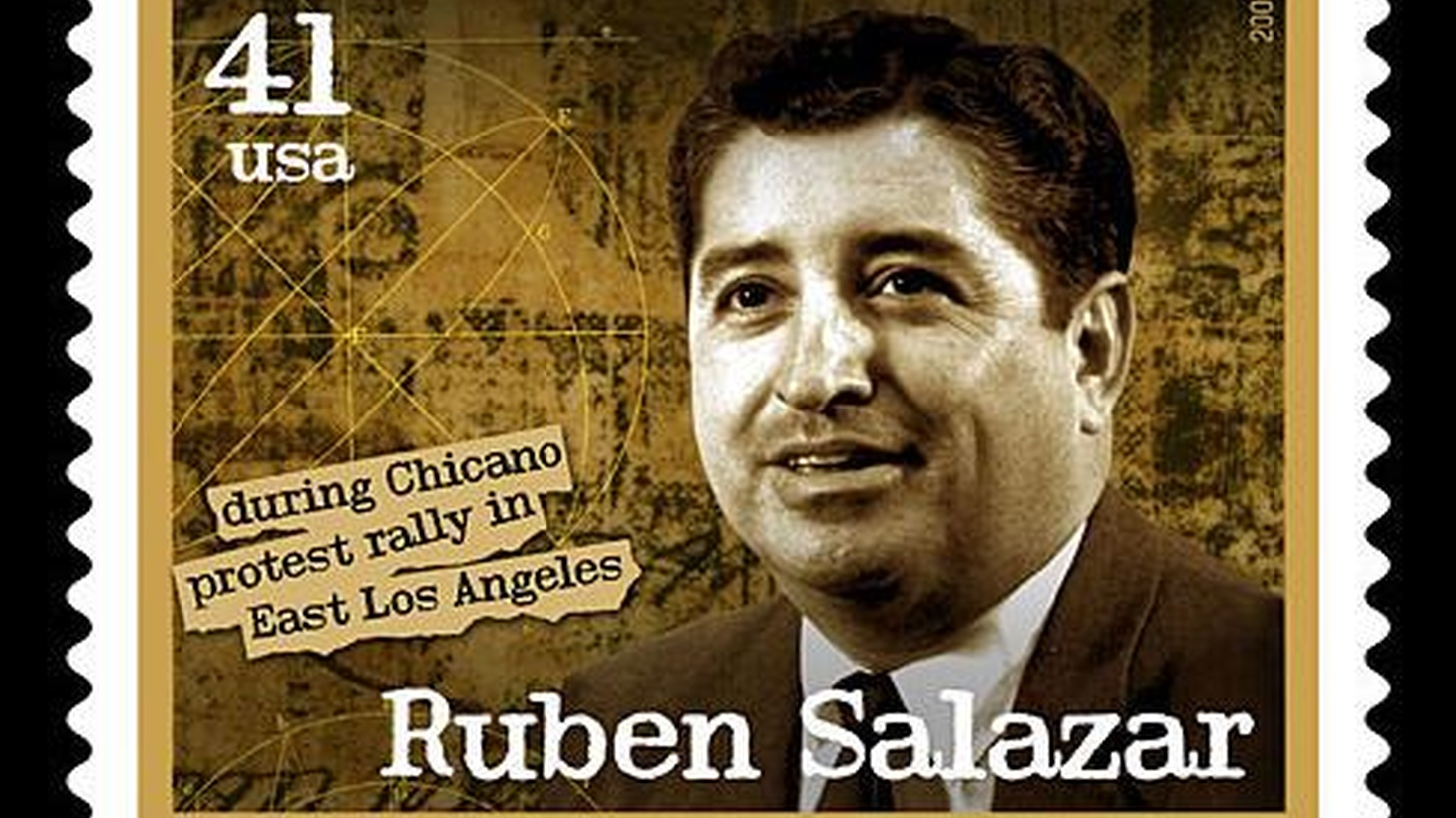 It's not common at all for a journalist in Los Angeles working on a politically sensitive story to be shot dead by a law enforcement officer, under mysterious circumstances. In fact, it's almost unheard of. But that's what happened 40 years ago Sunday along Whittier Boulevard in East Los Angeles. And questions about how and why it happened still linger...