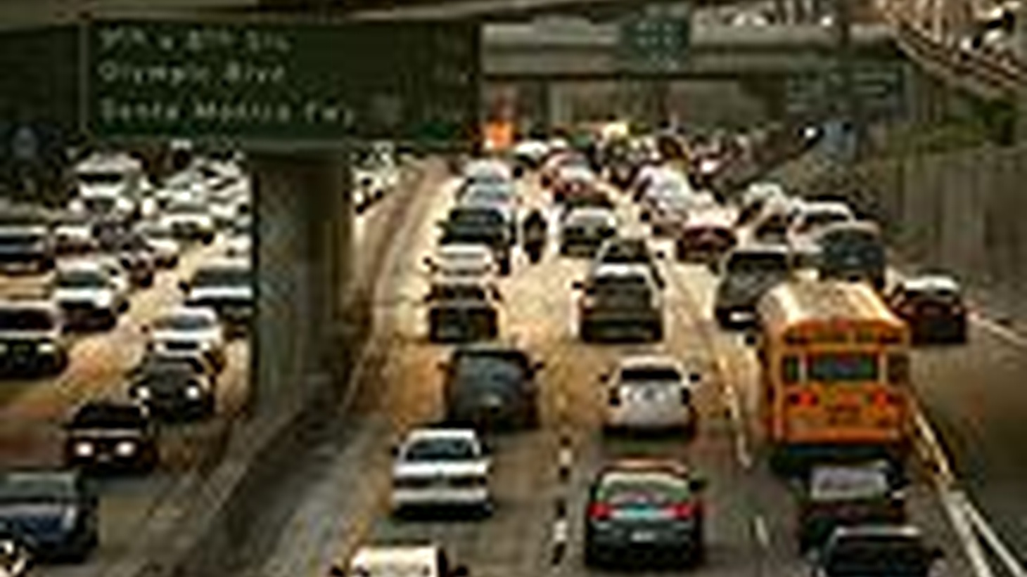 Here's a question for Friday rush hour. Can anything ever really fix the traffic mess in Los Angeles?