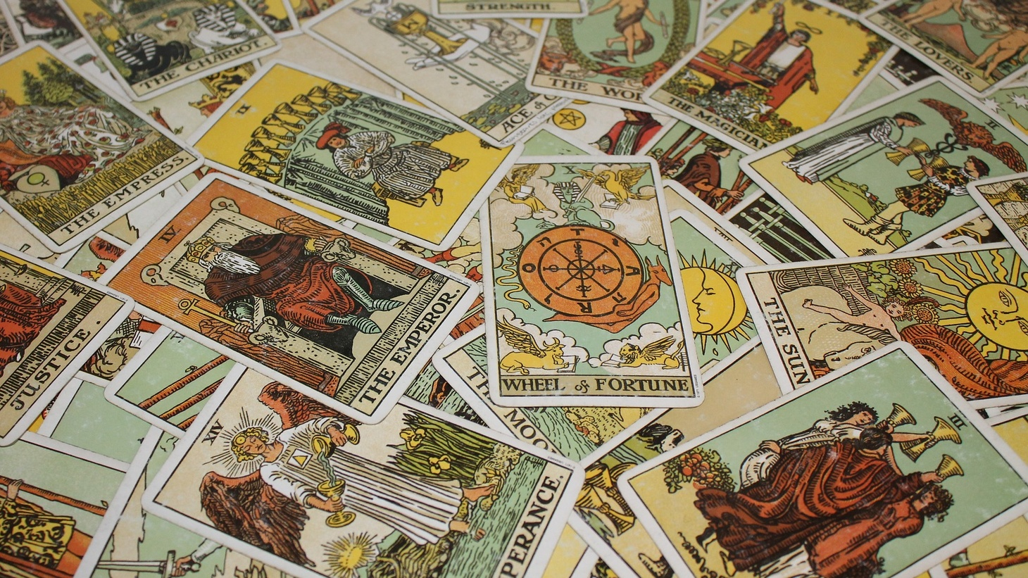 Today, astrology and tarot cards are enjoying a resurgence, helped in part by advancements in technology and an increase in spiritualism and a search for meaning and purpose.