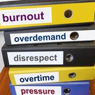 Workplace burnout and the Great Resignation