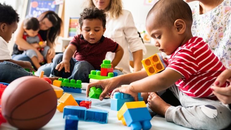 As any parent will tell you, babies and young children are constantly exploring and incredibly fast learners.