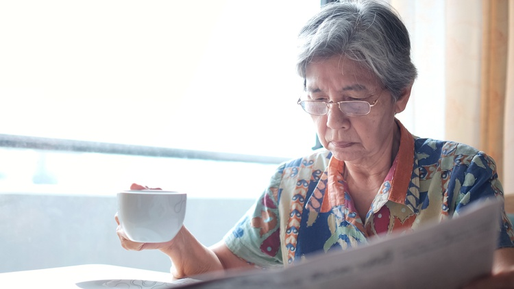 Many of us worry that the older we get, the more cognitive decline we'll experience.