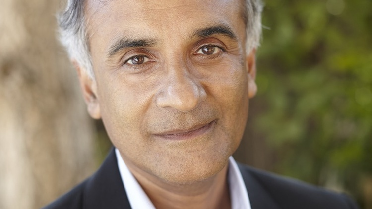 Author Pico Iyer is obsessed with the big questions of life.