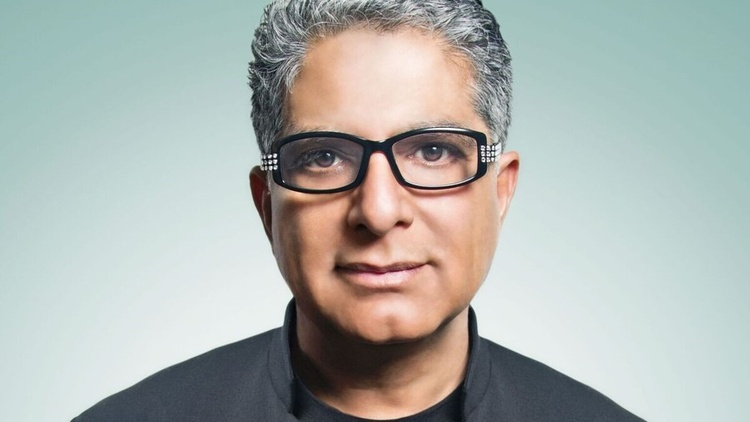 "Deepak Chopra, renowned wellness expert and author of "" Metahuman: Unleashing your infinite potential ,"" joins KCRW's Jonathan Bastian and offers his perspective on the current global…"