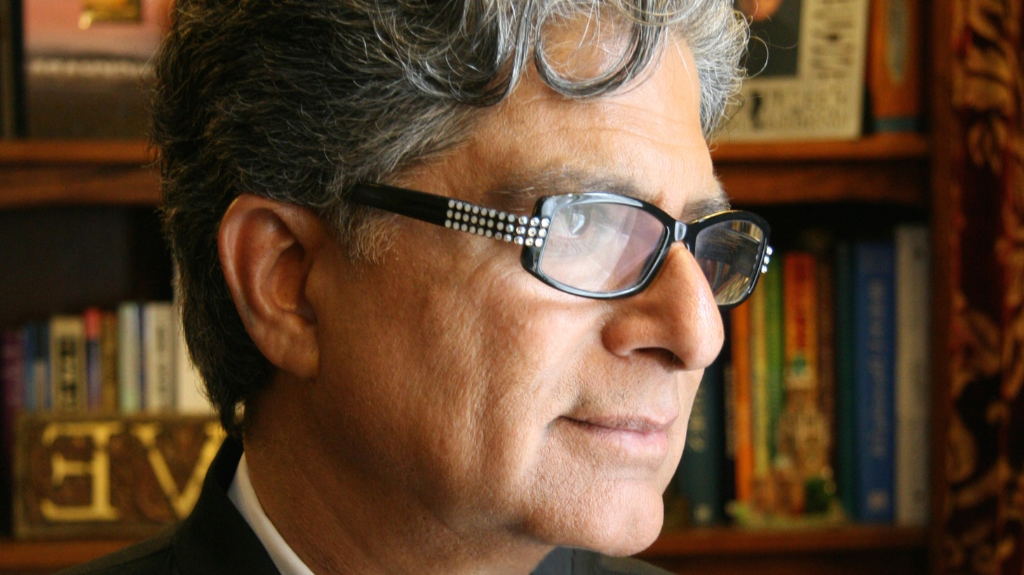 Deepak Chopra says the pandemic has forced people to find meaning in their existence.