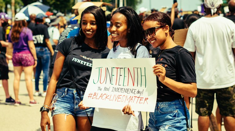 Although Juneteenth is familiar to many African Americans, celebrating the day varies. For young Black Americans, leanring about slavery is an intergral part of their history.