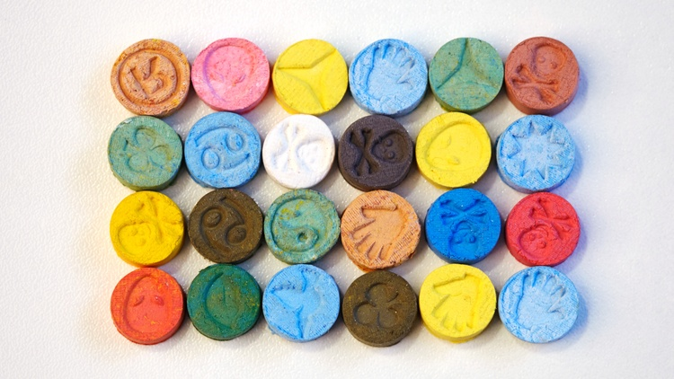"""Brian Earp, researcher and co-author of """"Love Drugs: The Chemical Future of Relationships,"""" talks about the range of positive effects that MDMA, also known as ecstasy or molly, have on…"""