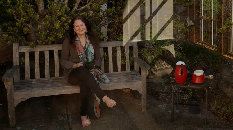 "Award-winning poet and essayist Jane Hirshfield joins KCRW's Jonathan Bastian to talk about her latest collection of poems, ""Ledger,"" Buddhism and the importance of words and imagery…"