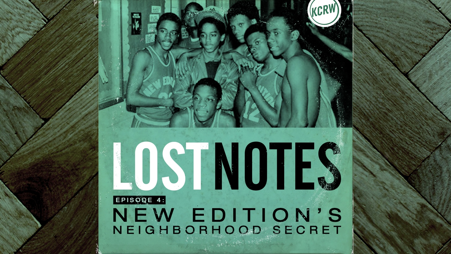 The boys in New Edition were basketball fans from Boston - Celtics country. So what happened when they hung out with the L.A. Lakers in a music video during the height of the 1980s Celtics/Lakers rivalry?