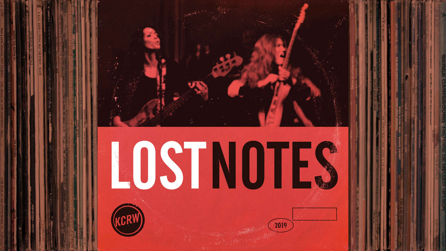 On this season of Lost Notes, the music journalist and author Jessica Hopper is looking at artist legacies. How do they hold up? How do they change over time?