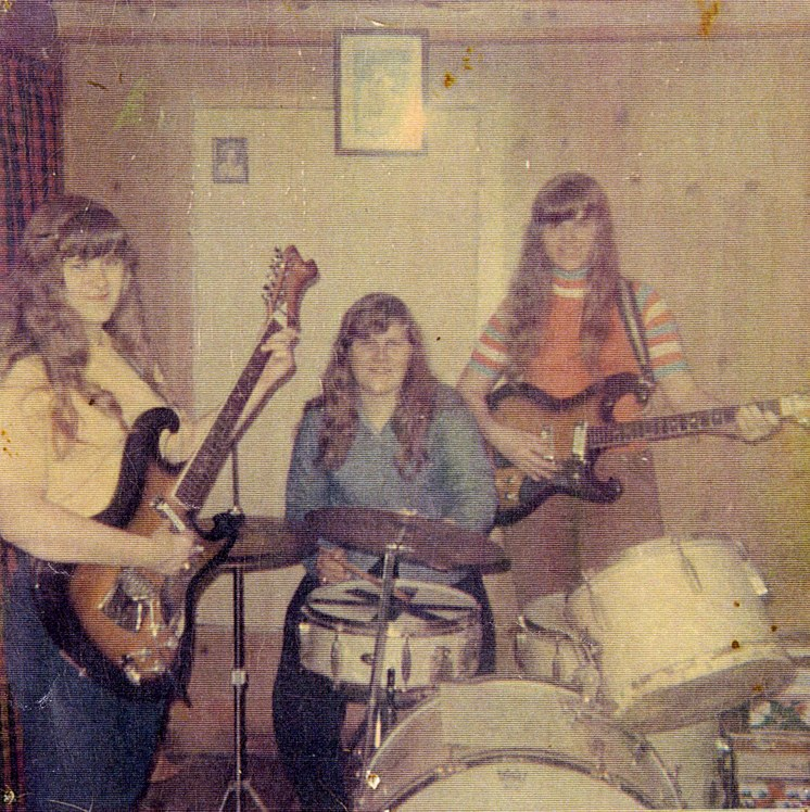 Shaggs Own Thing The Story Of The Wiggin Sisters Lost