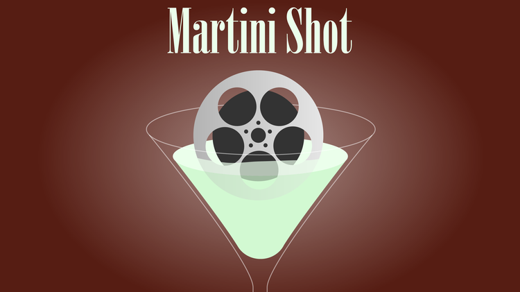 This is Rob Long and on today's Martini Shot I am called courageous for doing something I had no choice but to do, and for doing something else I had no idea was risky in any way, so…