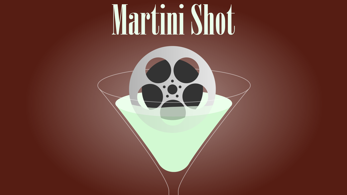 Robwrote this Martini Shot on a conference call. He also bought a ticket to New York. He does a lot of things when he's on a conference call. Except pay attention.