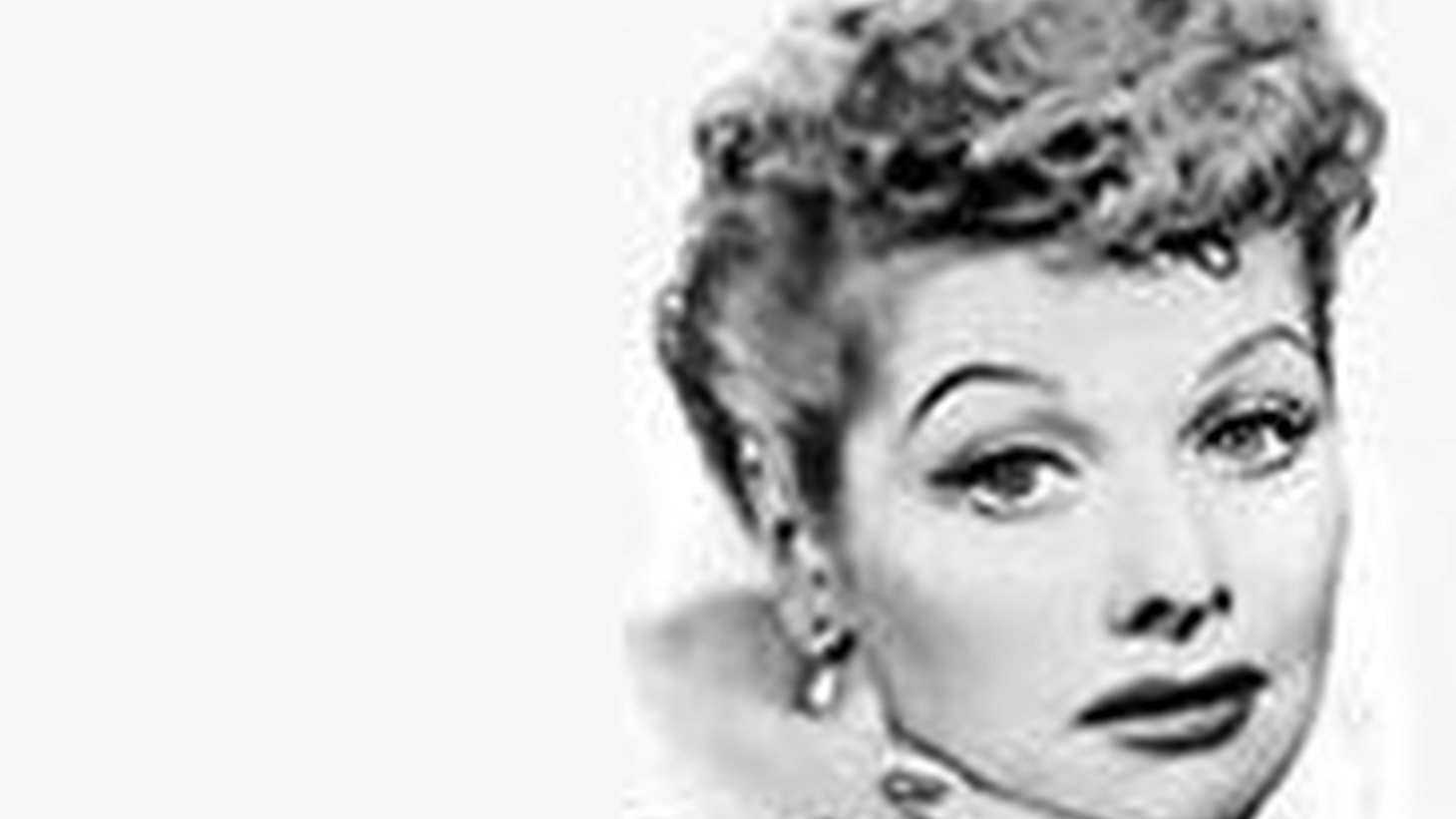 The story goes that halfway through the first script reading for an episode of -Life with Lucy,- Lucille Ball-s final, doomed ABC sit-com in the late 1980-s, she stopped mid-sentence, waved her hand dismissively at the chunk of dialogue on the page, turned to the writers and rasped, in her unforgettable whiskey and Pall Mall voice, -Talk, talk, talk!  Put me on a ladder!-