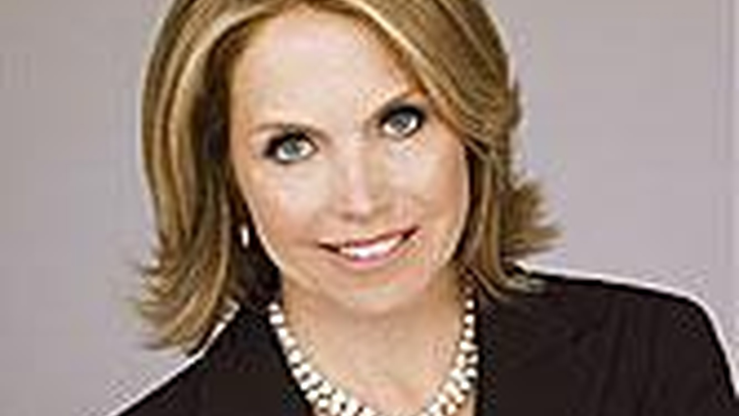 Katie Couric is not going crazy. At least not yet. In the 11 months since she became the first woman to anchor a major network news show, nothing seems to have gone right...