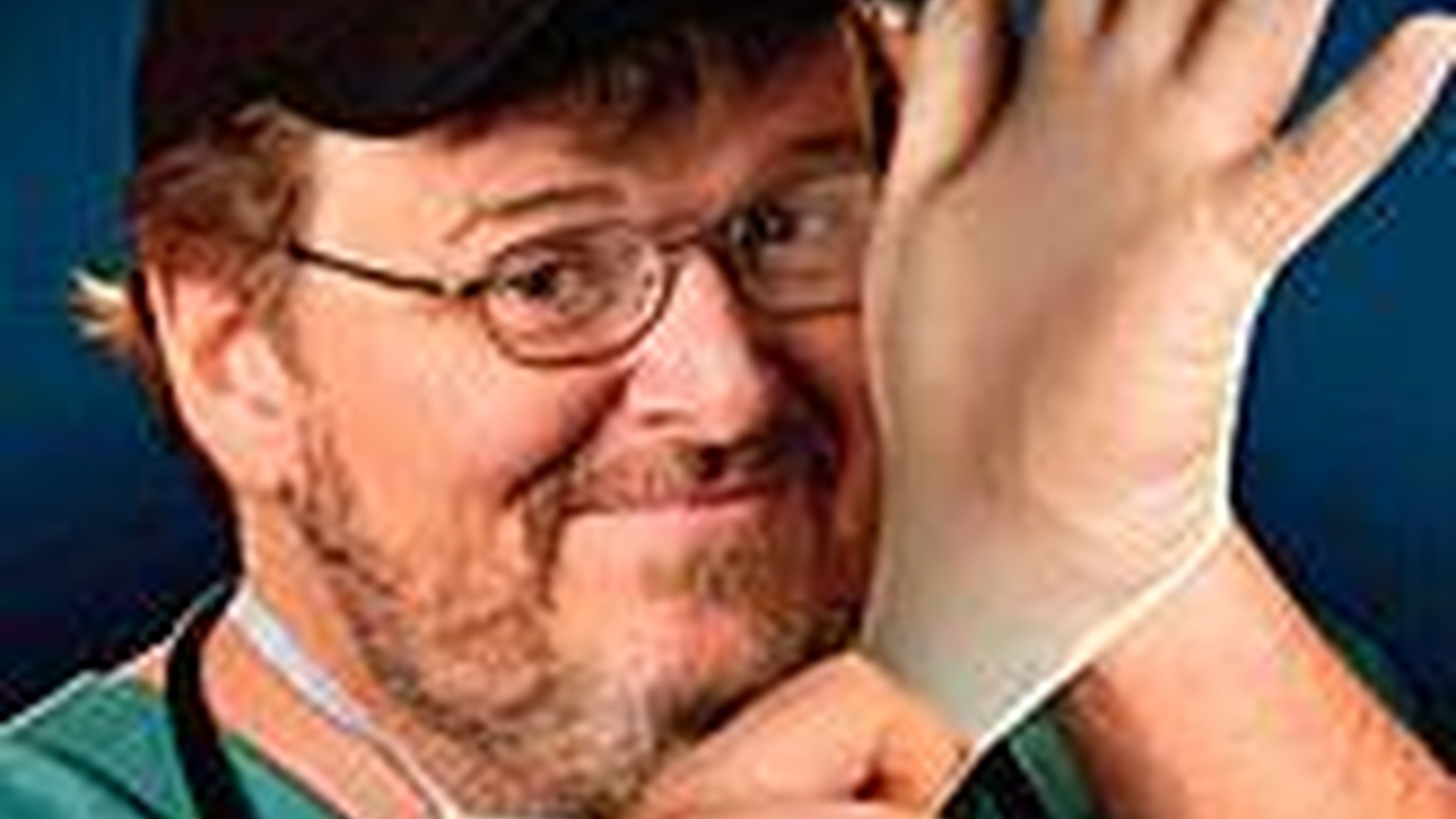 """In his more ironic moments, Michael Moore calls his new documentary, Sicko, """"a comedy about 45 million people with no health care in the richest country on earth""""..."""