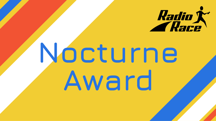 "The theme of this year's KCRW 24-Hour Radio Race was ""Where the Sun Don't Shine"". One entry received the Nocturne Award."