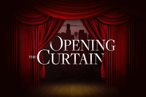 opening the curtain kcrw