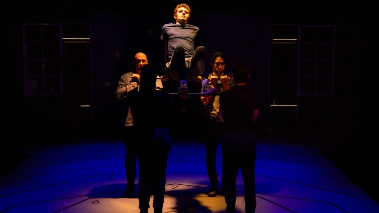 """A couple of years ago """"The Curious Incident of the Dog in the Night-time"""" was a big play.  By  big  I mean it got a Broadway production, it won Tony awards, it went on a national…"""