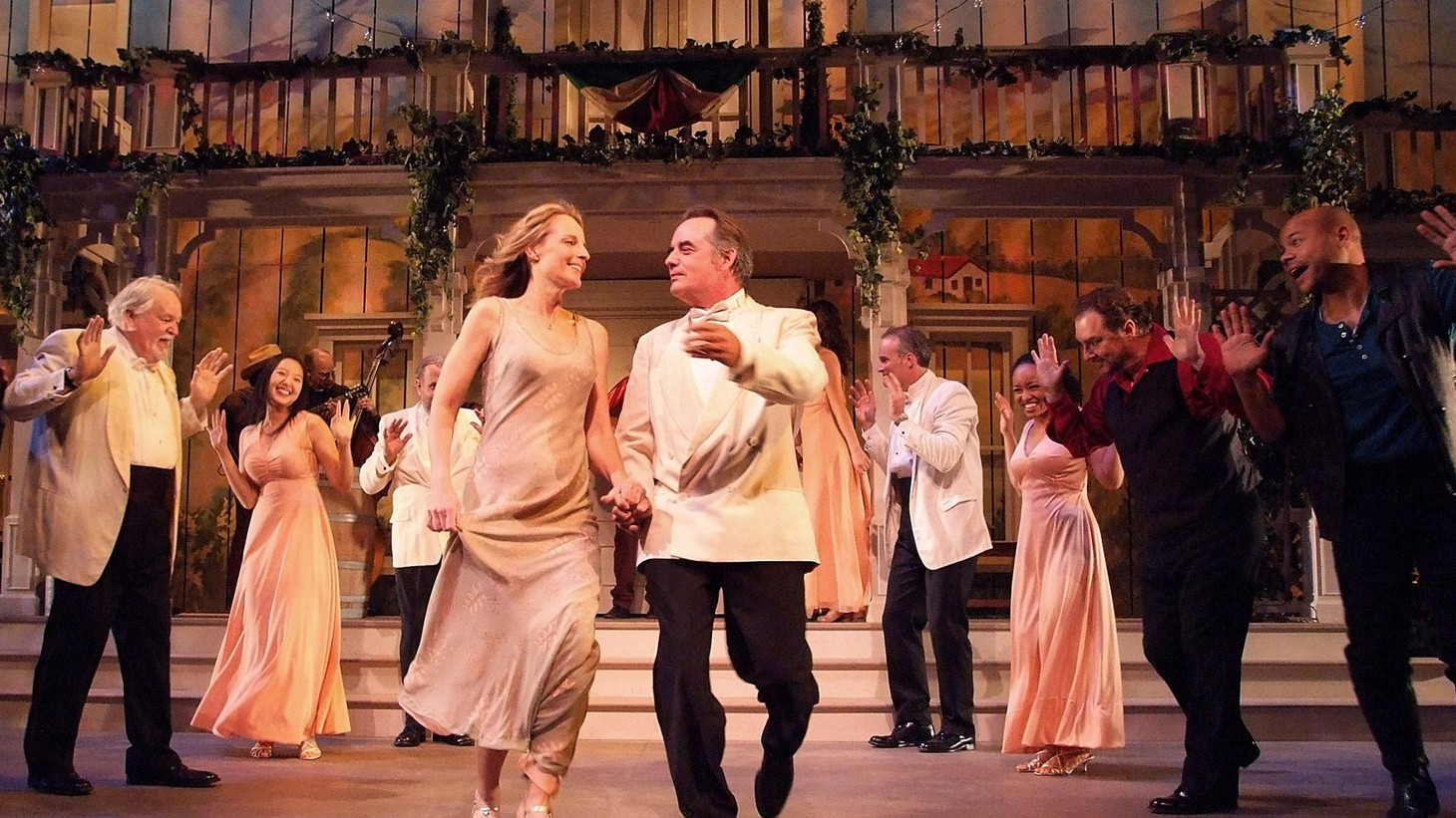 They say that at the end of Shakespeare's plays, everyone's either dead or married. Much Ado about Nothing falls into the wedding category. And you can experience all the nuptial bliss at the Kirk Douglas Theater in Culver City in a new production by the Los Angeles Shakespeare Center...