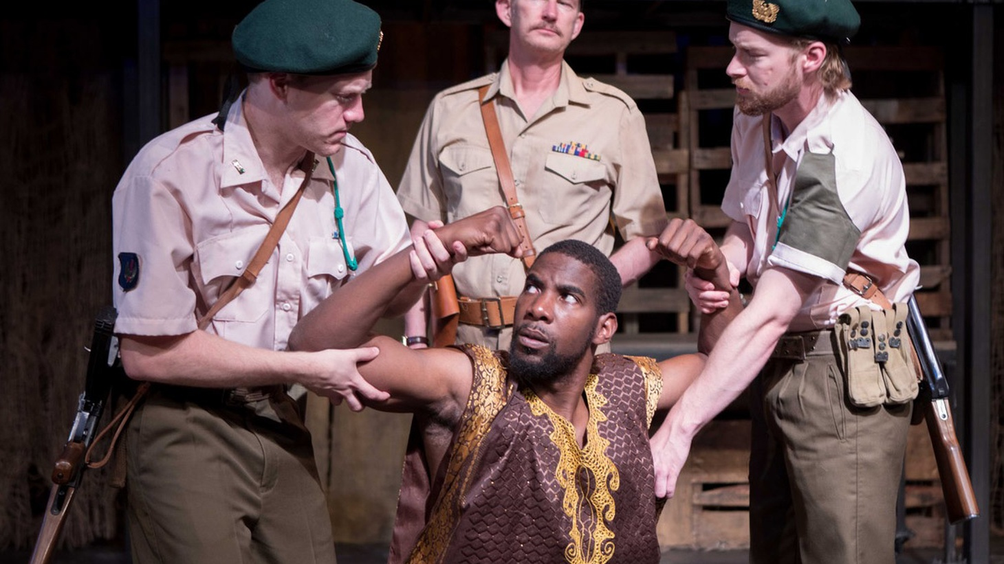 Les Blancs by Lorraine Hansberry is a stunning production of a lost classic that's beautifully directed.