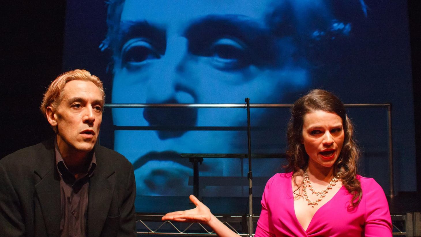 Playwright Neil LaBute likes to get under your skin. Love him or hate him, he's going to push your buttons, challenge your assumptions. City Garage theater is tackling his 2011 playThe Break of Noonand it's no exception.