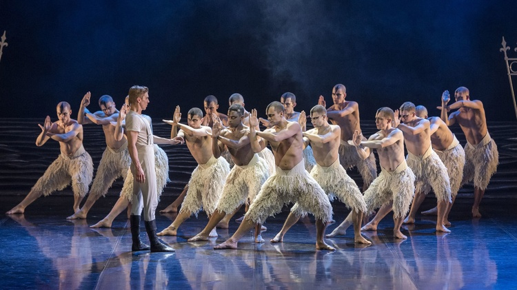 """Matthew Bourne's """"Swan Lake"""" is the production that 24 years ago catapulted Mr. Bourne's work into the international spotlight."""