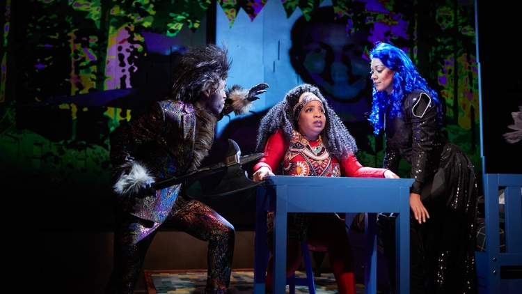 "Inda Craig-Galván's play ""Black Super Hero Magic Mama"" is a tricky one to wrap your mind around."