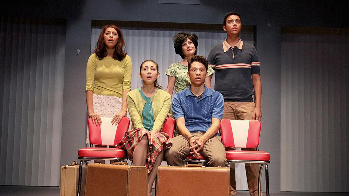 On its surface Hope: Part II of a Mexican Trilogy, by Evelina Fernandez, is a play about a Mexican-American nuclear family in the 1960's...