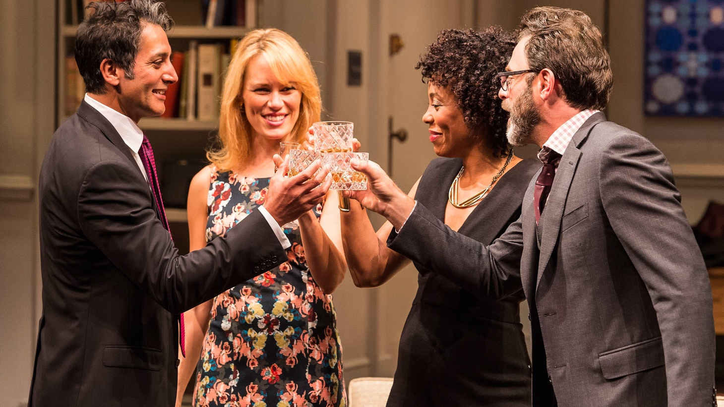 It's easy to see why Disgraced won the Pulitzer Prize. It's also easy to see why American Theater magazine identified it as the most produced play of last season.