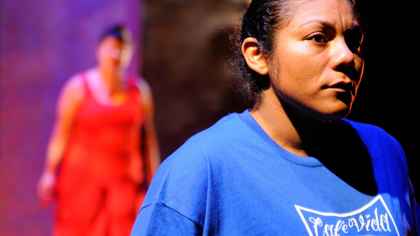 The Cornerstone Theater's latest production is produced in partnership with Father Greg Boyle and the Home Girl Cafe, which trains former gang members to run a restaurant.