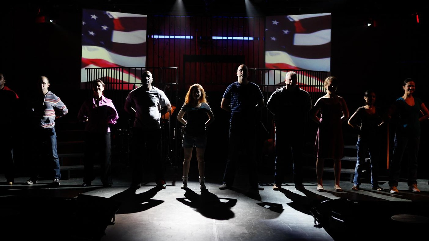 """When's the last time you saw a musical about torture? The world premiere of """"Bad Apples"""" is a disturbing but powerful look at the Abu Ghraib scandal."""