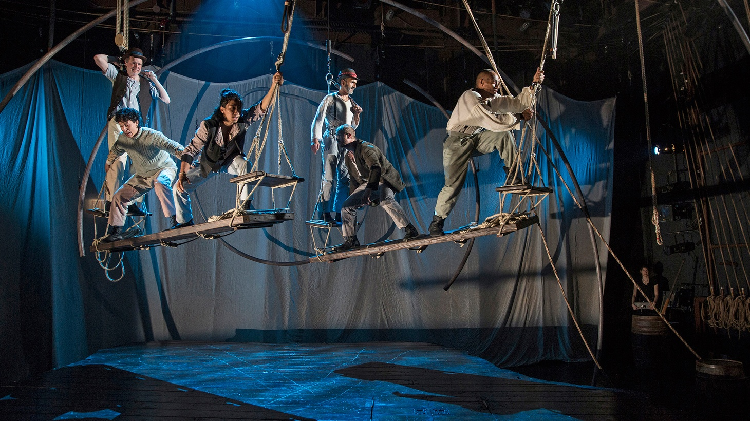 Lookingglass' Moby Dick is worth the trip south, just be prepared that not everything is smooth sailing.