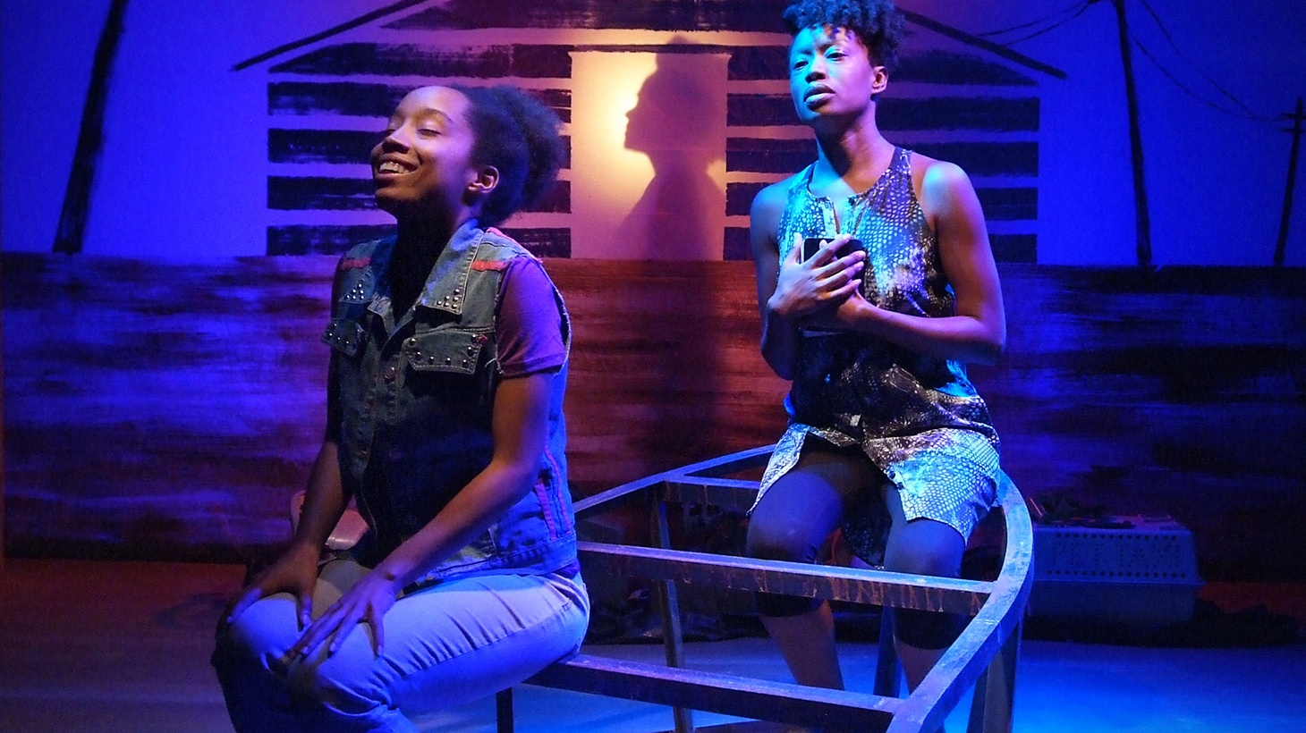 There's a great play in the aftermath of the tragedy that was Hurricane Katrina. Runaway Homeisn't it.