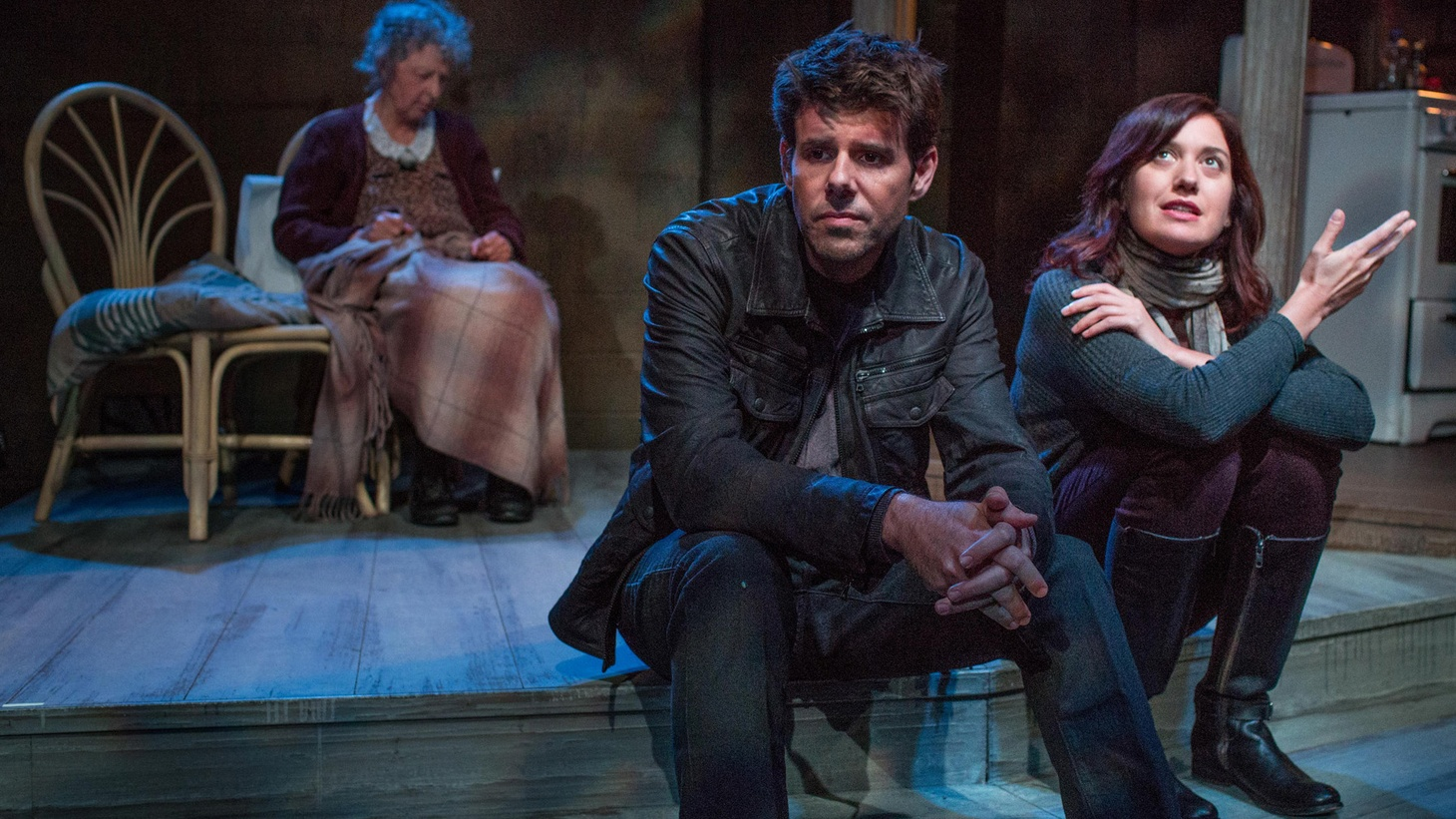 """What's that old saying? You should pick a doctor who's the same age so that the two of you can grow old together? Jessica Goldberg's world premiere """"Better"""" at the Echo Theater Company, has me thinking that the same is true about playwrights."""