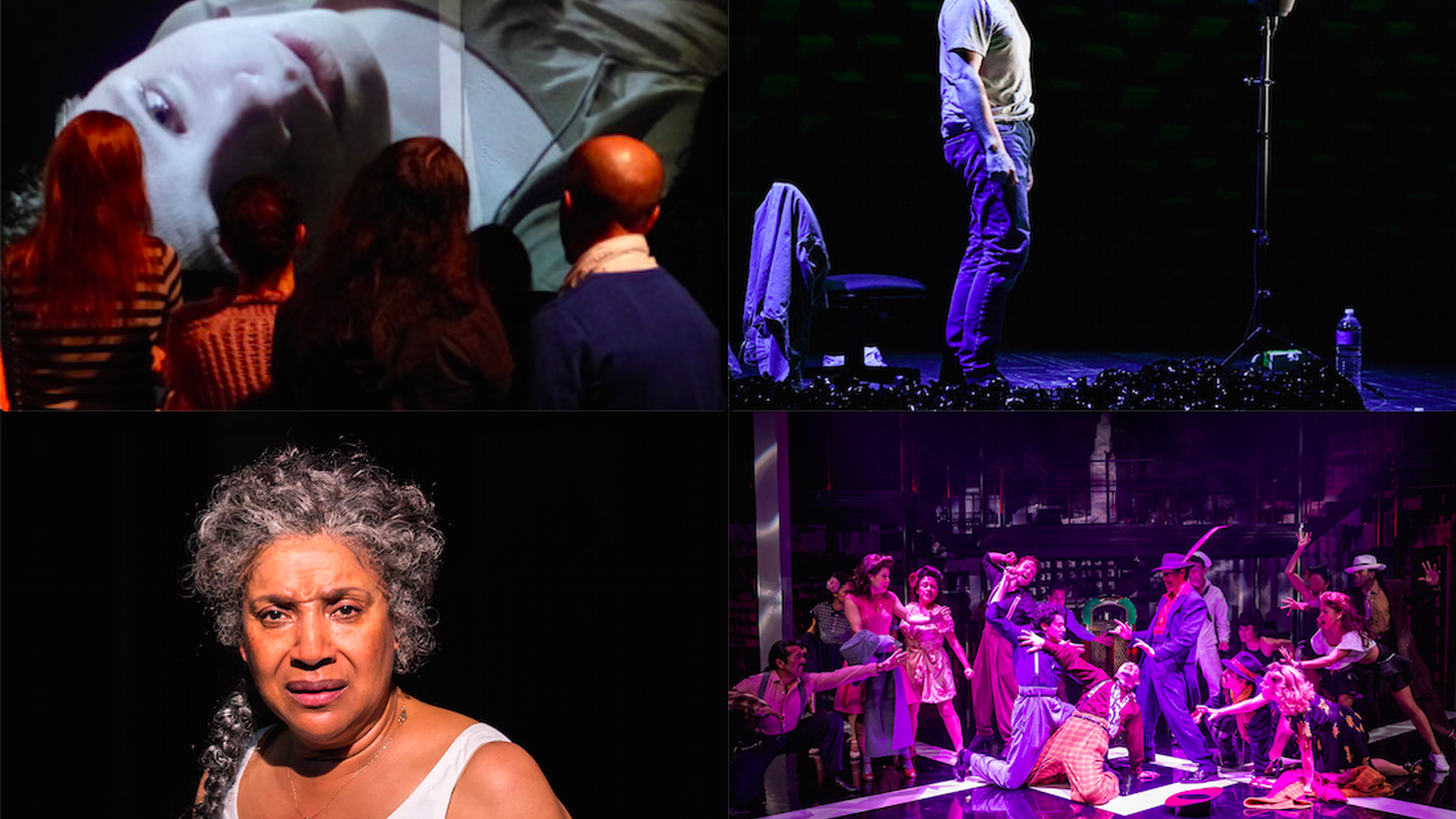 2017 has been a tumultuous year and the best of LA theater has spoken either directly or implicitly to with our political challenges.. Here's my short list for the work on LA's stages that left a lasting impression.