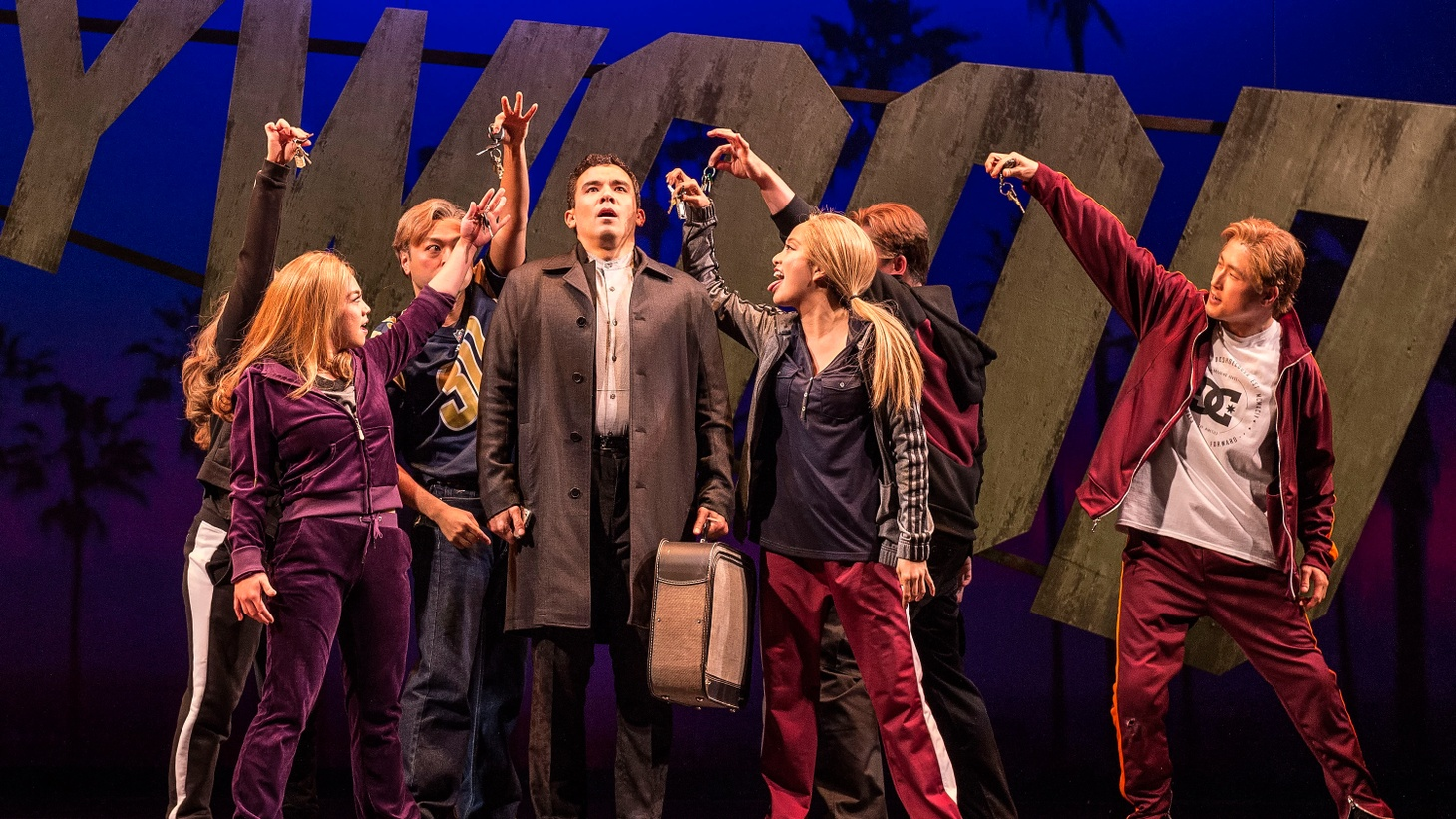"""Two facts you need to know before you go see """"Soft Power"""" David Henry Hwang and Jeanine Tesori's new musical at the Ahmanson."""
