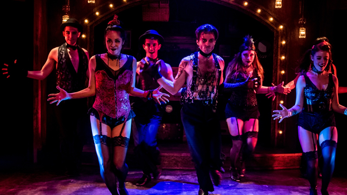 """The tricky thing with a musical like """"Cabaret"""" is that it's so iconic."""