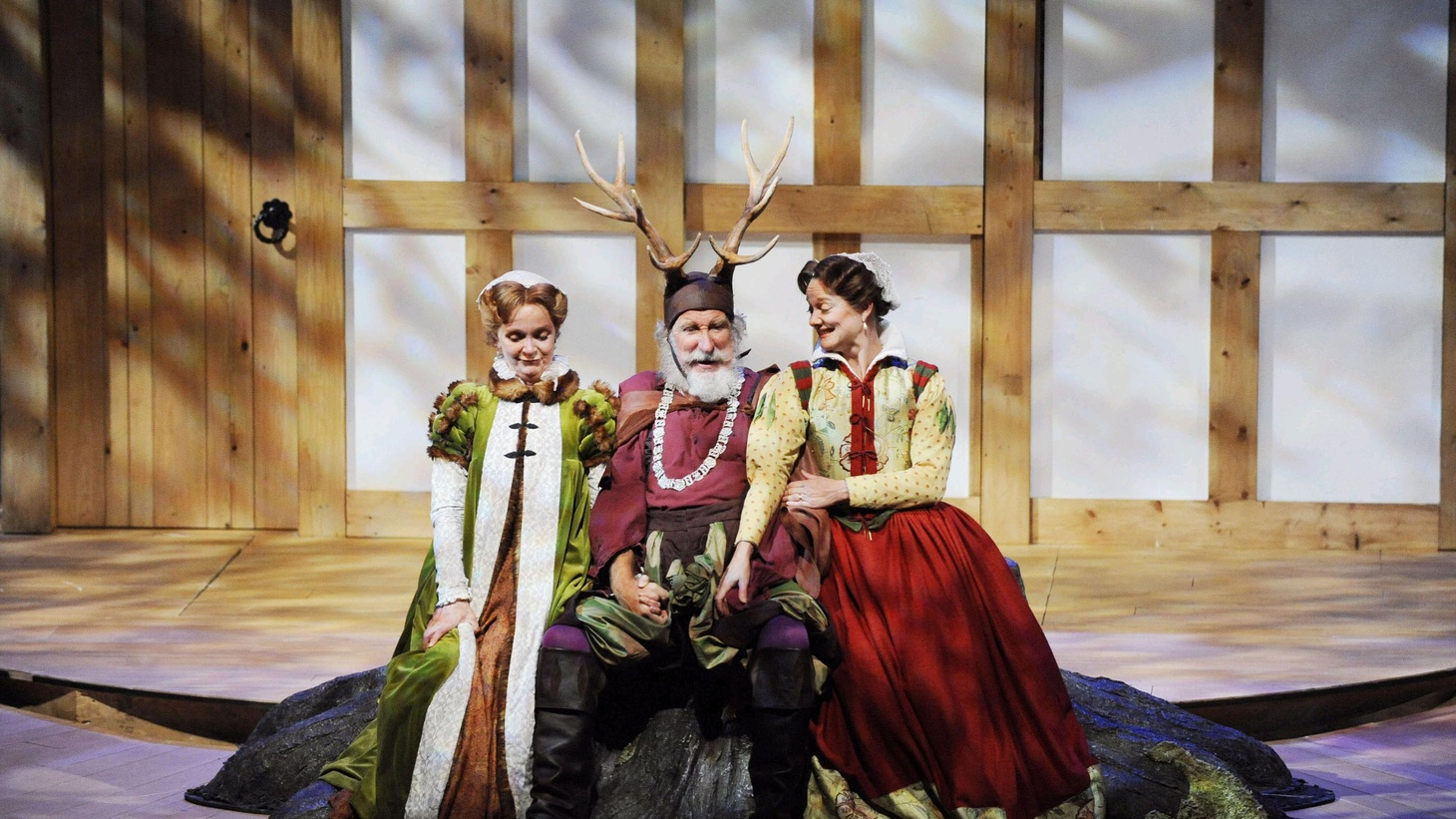 I am about to say something for which I expect to be pilloried: Not all of Shakespeare's plays are great. There, I said it. Take The Merry Wives of Windsor playing this week at the Broad Stage in Santa Monica. This isn't the Shakespeare of deep human insight or political intrigue 