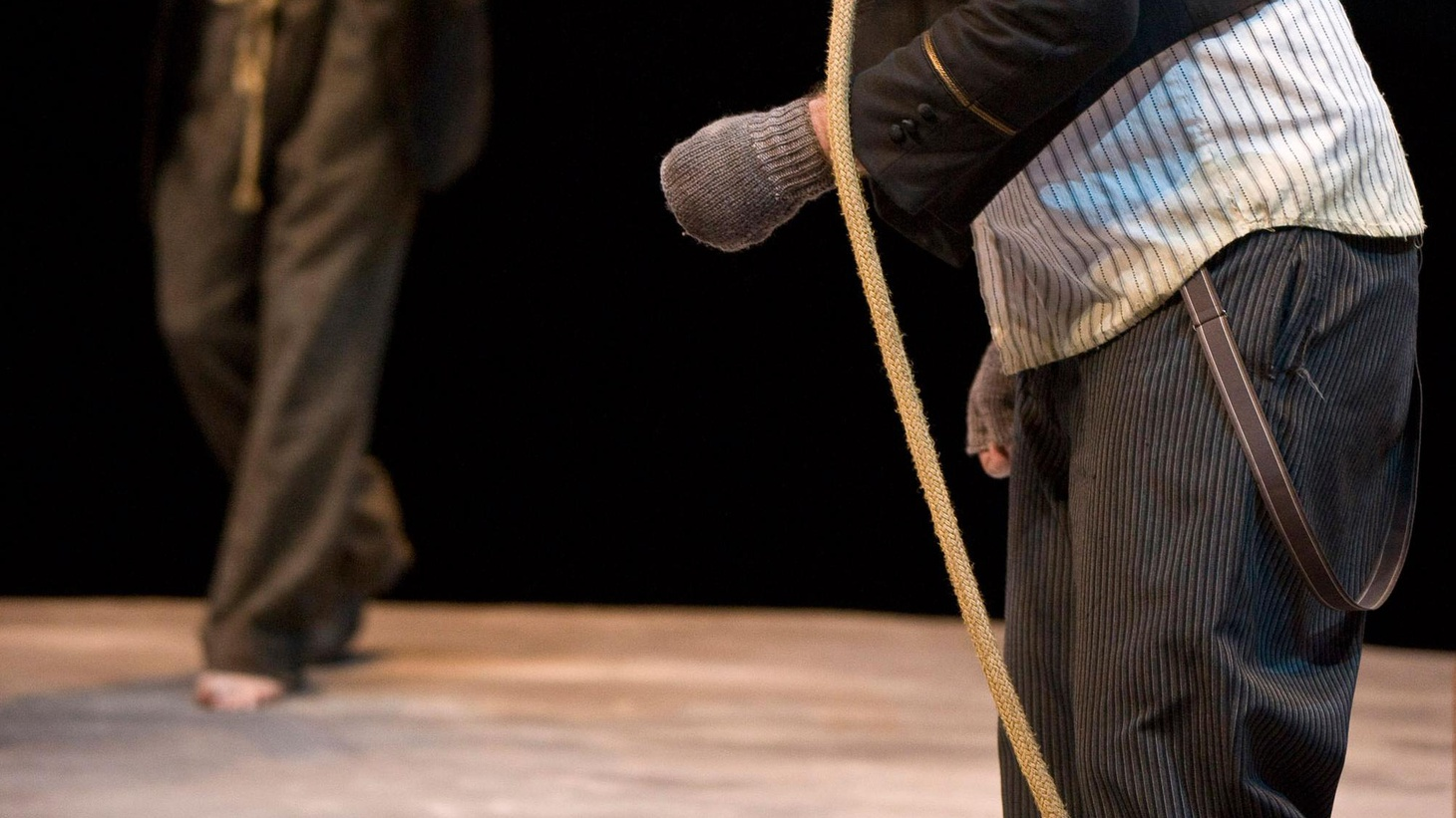 "How do you make the familiar come to life as if for the first time? Anthony Byrnes on the blessing and the curse of Samuel Beckett's classic ""Waiting for Godot."""