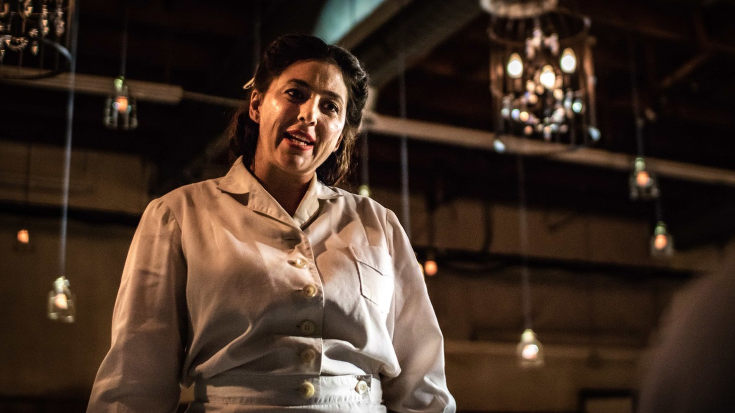 """To wrap your mind around Jonathan Muñoz Proulx's production of """"One Flew Over the Cuckoo's Nest"""" without going crazy yourself, you've got to separate the concept of the piece from the actual drama."""