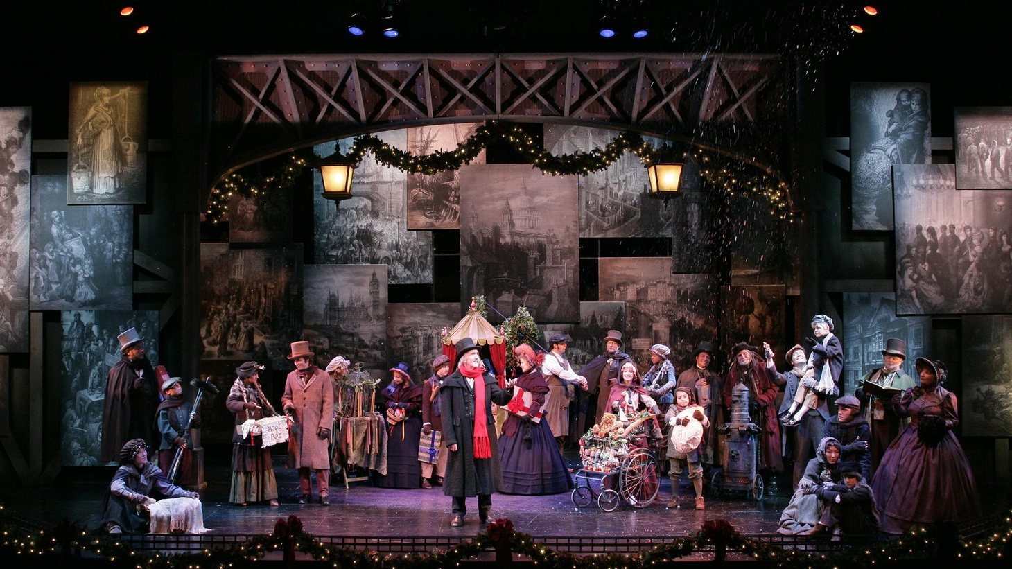 LA theaters are filled with festive holiday fare. So in the spirit of holidays both past and present, here's a quick guide to your perfect holiday theater tradition.