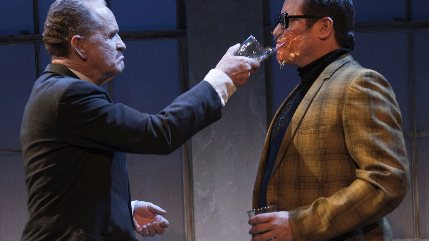 "Is great acting enough? That's the question I'm left with after seeing Antaeus Theatre Company's latest production - Harold Pinter's ""The Hothouse."""