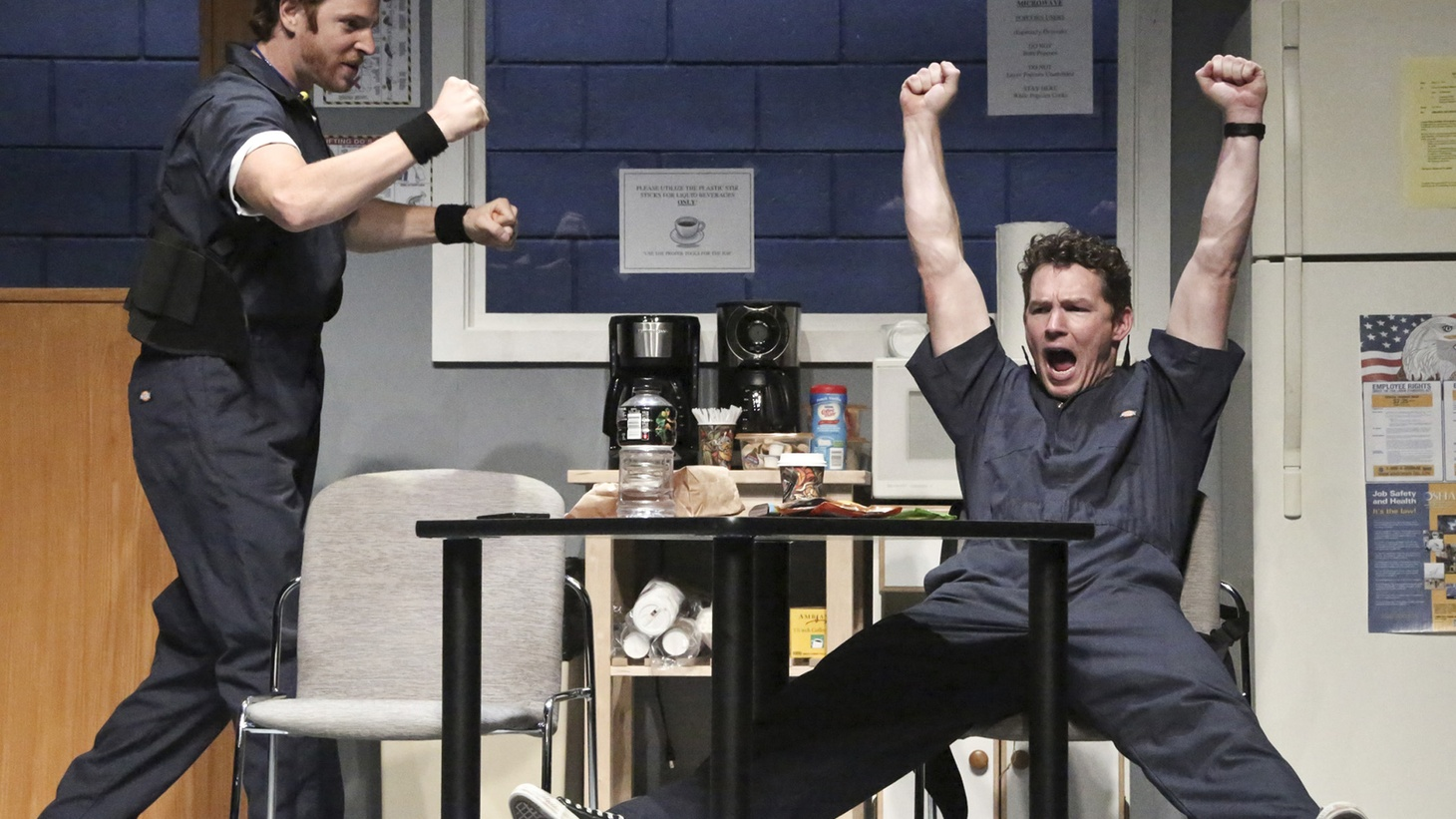 """In """"Reasons to Be Pretty"""", the moral is surprisingly simple and noble. It's worth letting Neil LaBute push your buttons for two hours to get it."""